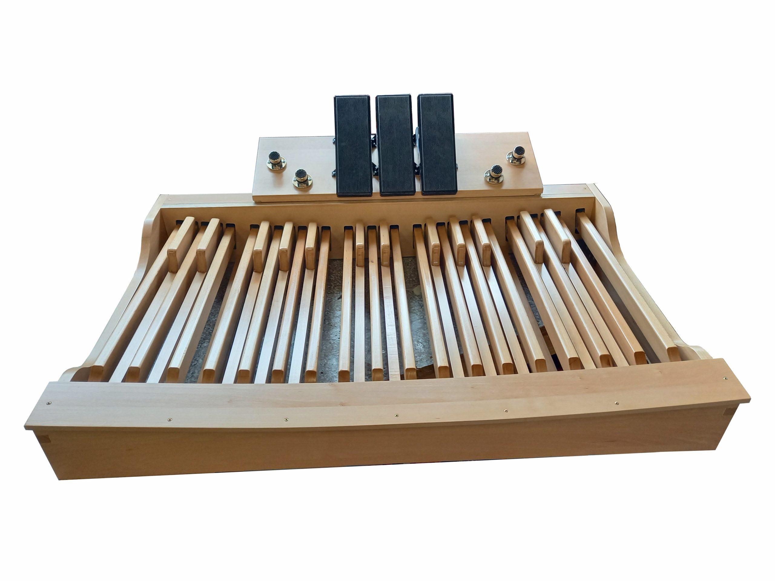 MIDI Pedale